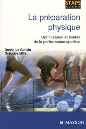 La préparation physique - elsevier / masson - 9782294072574