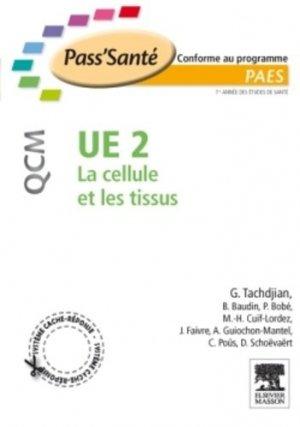 La cellule et les tissus - elsevier / masson - 9782294708923 -