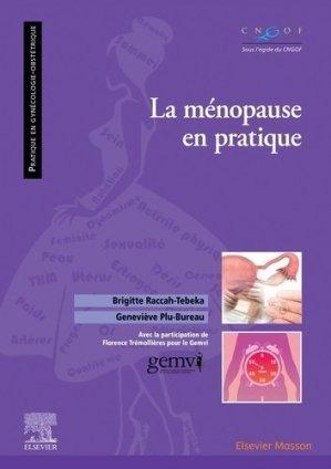 La ménopause en pratique - elsevier / masson - 9782294743726 -