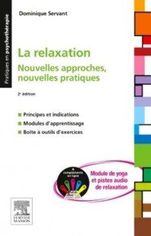 La relaxation - elsevier / masson - 9782294744945 -
