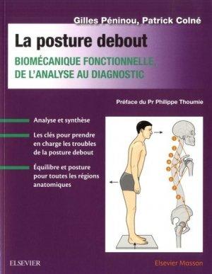 La posture debout - elsevier / masson - 9782294758607 -