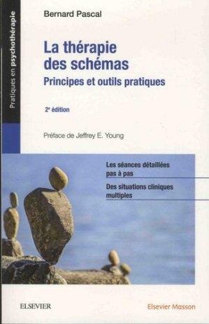 La thérapie des schémas - elsevier / masson - 9782294758669 -