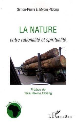 La nature - l'harmattan - 9782296050006 -