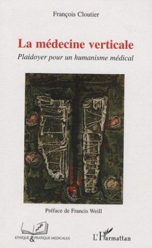 La médecine verticale - l'harmattan - 9782296123144 -