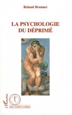 La Psychologie du déprimé - l'harmattan - 9782296551565 -