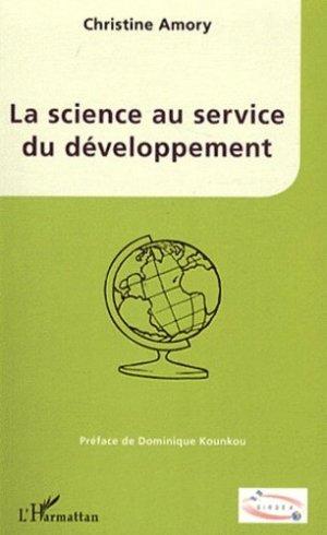 La science au service du développement - l'harmattan - 9782296569690 -