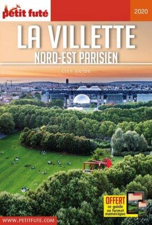 La Villette. Nord-est parisien, Edition 2020 - Nouvelles éditions de l'Université - 9782305023335 -