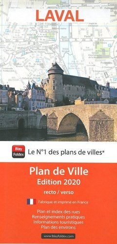 Laval - Blay-Foldex - 9782309505363 -