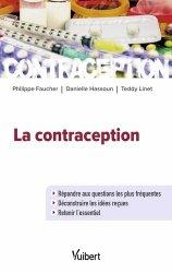 La contraception - vuibert - 9782311661057 -