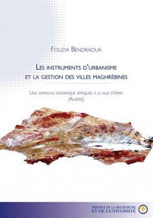 La gestion des villes maghrébines - Les Editions du Net - 9782312003290 -