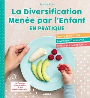 La diversification alimentaire menée par l'enfant en pratique - mango - 9782317020674 -