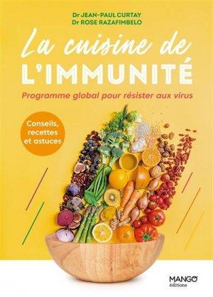 La cuisine de l'immunité - mango - 9782317026614 -