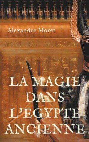 La magie dans l'Egypte ancienne - Books on Demand Editions - 9782322044306 -