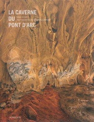 La Caverne du Pont d'Arc (album) - actes sud - 9782330050665 -