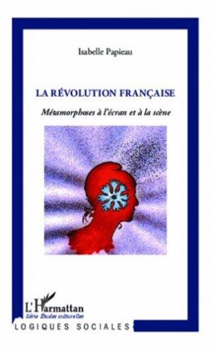 La Révolution française - l'harmattan - 9782336007229 -