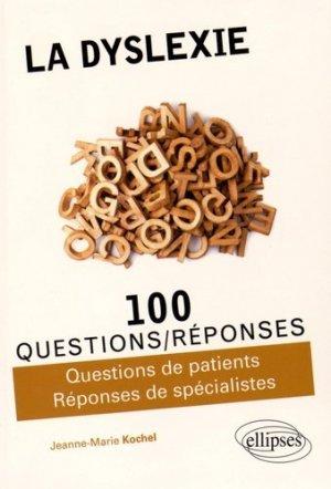 La dyslexie - ellipses - 9782340008427 -