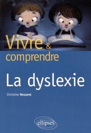 La dyslexie - ellipses - 9782340011069 -