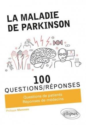 La maladie de Parkinson - ellipses - 9782340030107 -