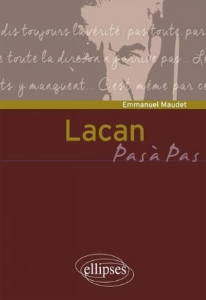 Lacan - Ellipses - 9782340035720 -