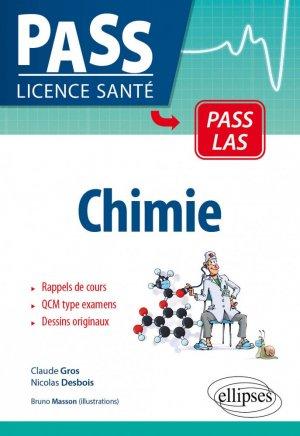 La chimie en PASS (et LAS) - ellipses - 9782340043466 -