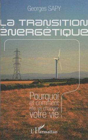 La transition énergétique - l'harmattan - 9782343013916 -