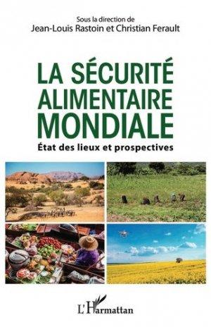 La sécurité alimentaire mondiale - l'harmattan - 9782343125923 -