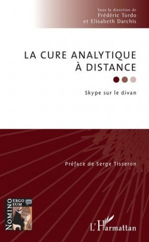 La cure analytique à distance - l'harmattan - 9782343127941 -