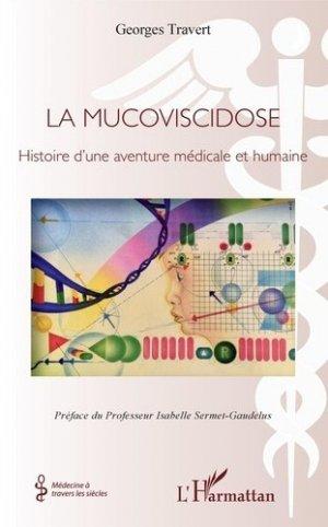 La mucoviscidose - l'harmattan - 9782343187877 -