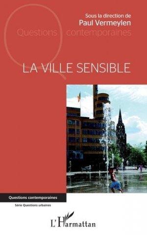 La ville sensible - l'harmattan - 9782343191904 -