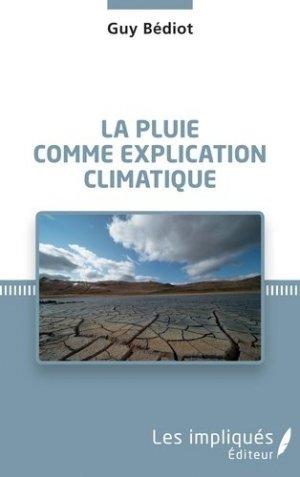 La pluie comme explication climatique - l'harmattan - 9782343227726 -