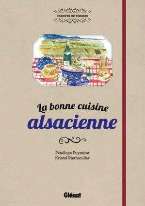 La bonne cuisine alsacienne - Glénat - 9782344001769 - majbook ème édition, majbook 1ère édition, livre ecn major, livre ecn, fiche ecn