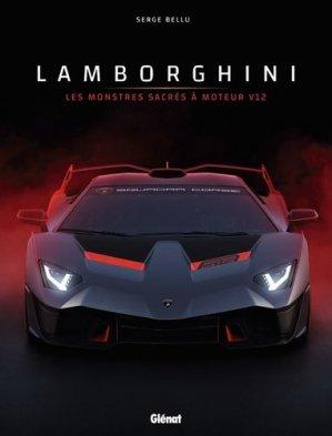 Lamborghini - Glénat - 9782344044971 -
