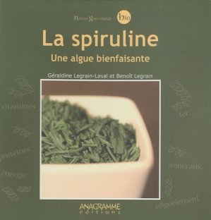 La spiruline - Anagramme éditions - 9782350352626 -