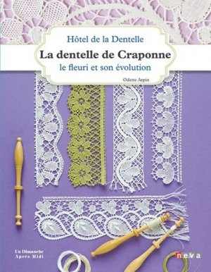 La dentelle de Craponne - neva - 9782350552651 -