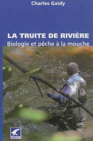 La truite de rivière - gerfaut - 9782351910870 -