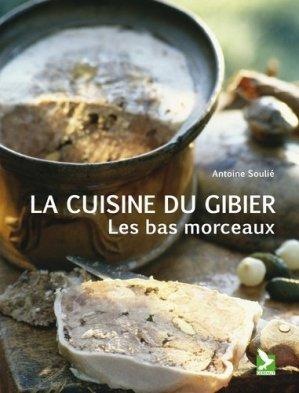 La cuisine du gibier - gerfaut - 9782351910955 -