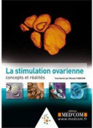 La stimulation ovarienne - med'com - 9782354030889 -