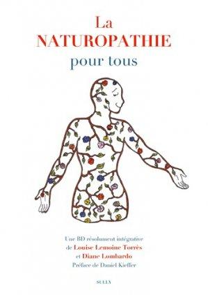 La naturopathie pour tous - sully - 9782354322342 -