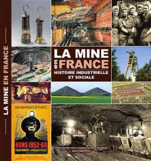 La mine en France - serge domini - 9782354751319 -