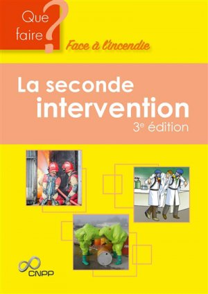 La seconde intervention - cnpp - 9782355052972
