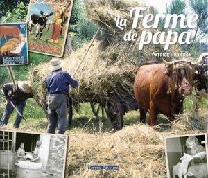 La ferme de papa - terres - 9782355302558 -
