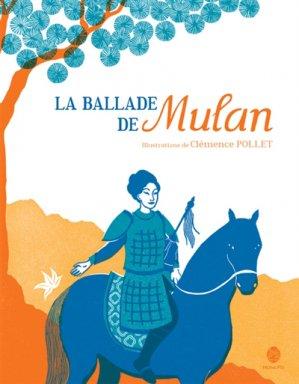 La Ballade de Mulan (En Français) - hongfei - 9782355581021 -