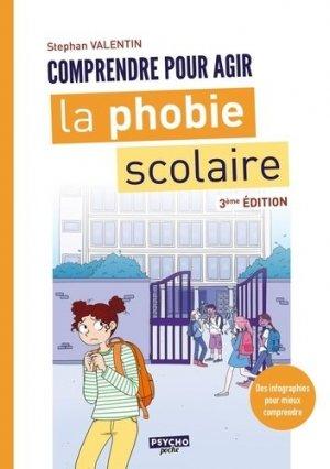 La phobie scolaire - enrick b - 9782356444240