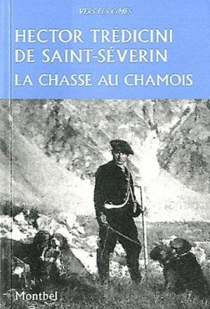 La chasse au chamois - montbel - 9782356530462 -