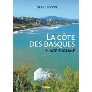 La Côte des Basques, plage sublime - pimientos éditions - 9782356600875 -