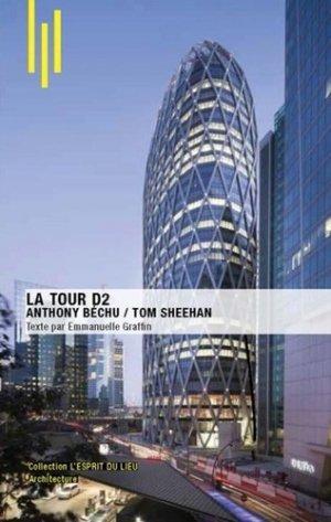 La tour D2 - archibooks - 9782357333659 -
