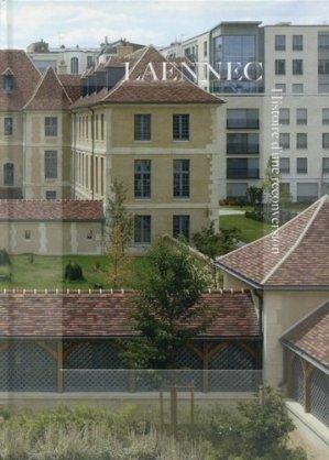 La reconversion de l'hopital Laennec - archibooks - 9782357333949 -