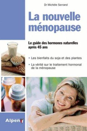 La nouvelle ménopause - alpen - 9782359341645 -