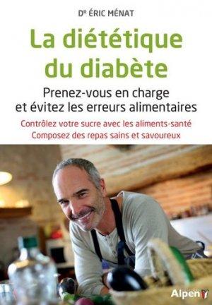 La diététique du diabète - alpen - 9782359343519 -