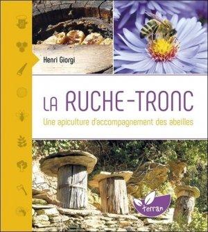 La ruche-tronc - de terran - 9782359811025 -